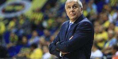 Fenerbahçe, Zeljko Obradovic'le yollarını ayırdı