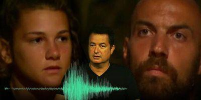 Survivor Nisa Sercan olayı ses kaydında ne var?