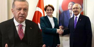 Cumhurbaşkanı Erdoğan'dan siyasi parti liderlerinin Netflix göndermesine yanıt!