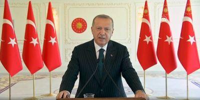 Erdoğan: Türkiye yeni dönemin parlayacak yıldızı olarak gösteriliyor