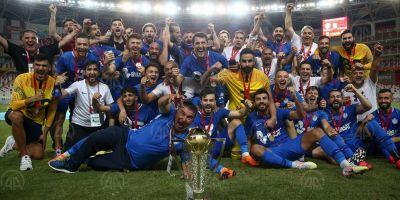Tuzlaspor, TFF 1. Lig'e çıktı!