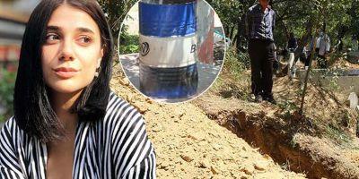 Pınar Gültekin'in otopsi raporu çıktı! Halatla bağlanıp cenin pozisyonunda varile konulmuş