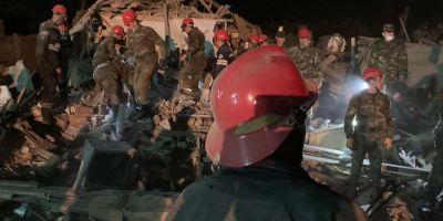 Çok acı görüntüler... Katil Ermenistan Gence ve Mingeçevir'de sivilleri hedef aldı: 12 ölü, 40 yaralı