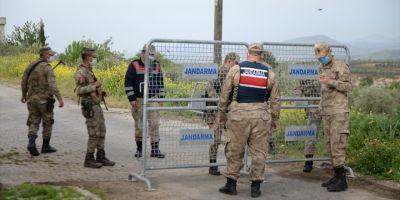 İçişleri Bakanlığı duyurdu: 34 yerleşim yerinde 20 bin 323 kişi karantinada