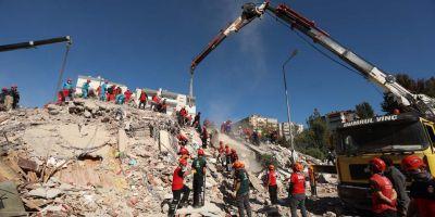 Ciğerimiz yanıyor! İzmir'deki depremde can kaybı 98'e yükseldi