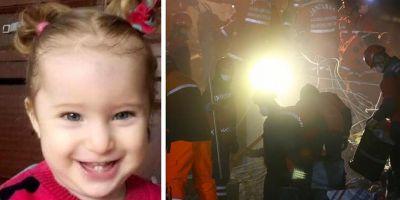65 saat sonra enkazdan çıkarılan 3 yaşındaki Elif'in kurtarılma anını anlattı: Yüzünü temizledik gözünü açtı, o an donduk kaldık