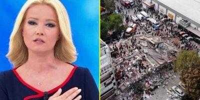 Müge Anlı'da İzmir'deki depremzedeler için rekor bağış! 3 milyon 12 bin lira toplandı