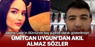 Ümitcan Uygun'dan sosyal medyada pes dedirten sözler: Delirin, kafayı yiyin