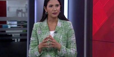 CNN Türk muhabiri Fulya Öztürk'te koronavirüse yakalandı!