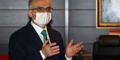 Merkez Bankası Başkanı Ağbal: Koordineli ve etkili politikalar uygulanacaktır