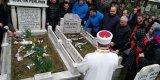 Efsane Güreşçi Hüseyin Pehlivan mezarı başında anıldı