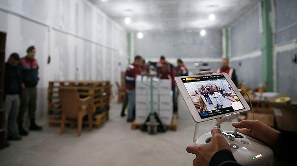 İzmir'de Flaş Sahte İçki Operasyonu