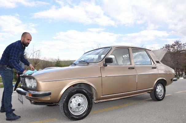 1988 Model Araç Hala Orjinalliğini Koruyor