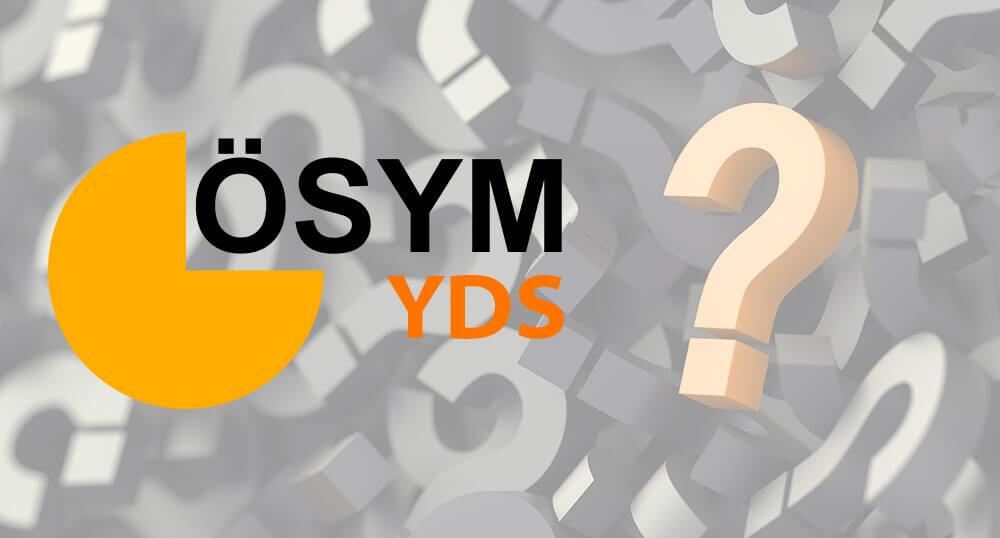 2020 YDS tarihleri ne zaman? YDS 2020 sınavı ne zaman?