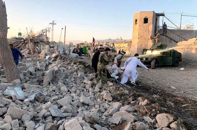 Hastaneye bombalı saldırı! Çok sayıda ölü ve yaralı var...