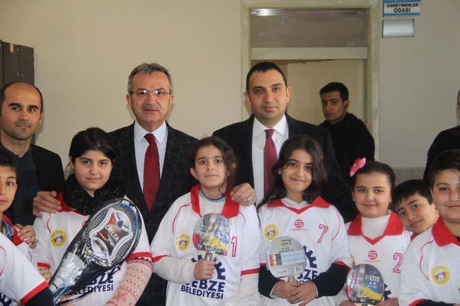 Silvan'da 'Okulumda Spor Yapıyorum' projesi
