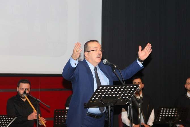 Turabi'den, Gebzelilere Tasavvuf konseri