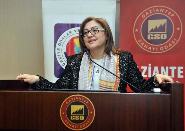 TOBB Gaziantep kadın girişimciler genel kurulu yapıldı