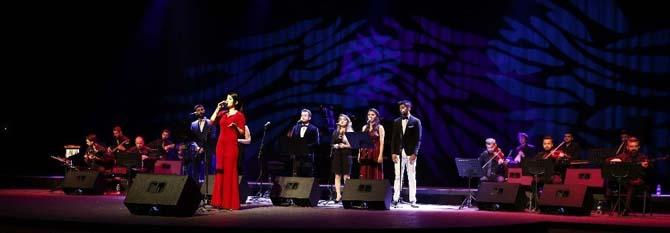 En sevilen Türk Sanat Müziği Şarkıları GAÜN'de söylendi