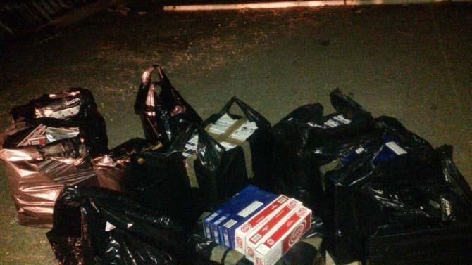 Kayseri'de 5 bin paket kaçak sigara ele geçirildi