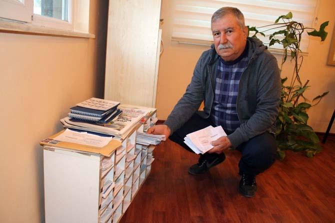 Antalya'da muhtarlıklarda tebligat yoğunluğu