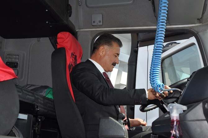 Toroslar Belediyesi araç filosunu güçlendirdi