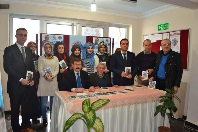 Yazar Metin Savaş, okurları ile buluştu