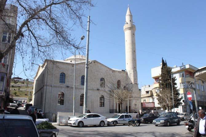 Adıyaman Ulu Cami ibadete açıldı