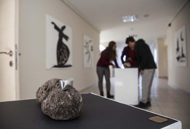 Ahlat'ta heykel sergisi açıldı