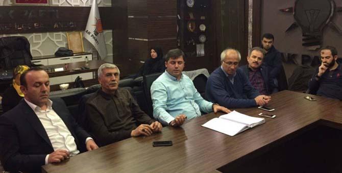 AK Parti Tavşanlı Teşkilatı 'evet' için yola çıkıyor