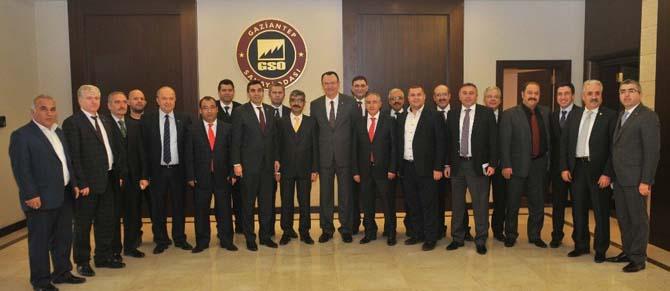 GSO'da İstihdam seferberliği bilgilendirme toplantısı