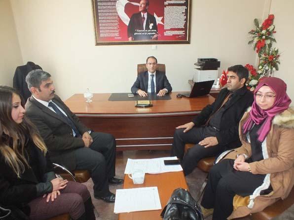 Malazgirt'teki okulların TÜBİTAK başarısı