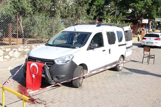 Polis Eker'in, 15 Temmuz darbe girişimi gecesi Marmaris'te şehit olma anı görüntüleri ortaya çıktı