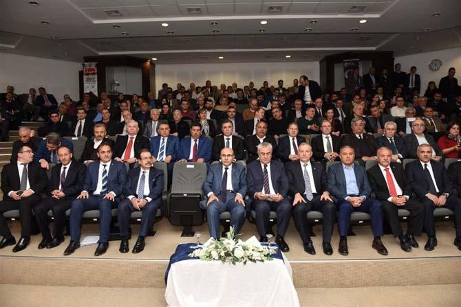 Adana'da Çalışma Hayatında Milli Seferberlik Projesi