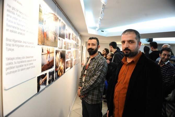 Fotoğrafçıların gözüyle Basmane'de yaşam