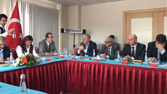 Başkan Atabay, Aydın Turizm Tanıtım Patformu toplantısına katıldı