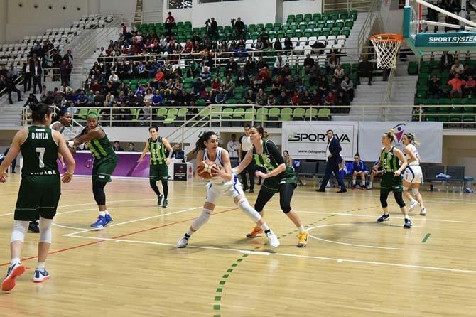 Bornova Becker Spor zirveyi sahiplendi