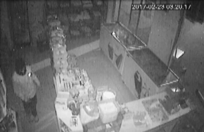 Kahta'da azılı hırsızlar son işlerinde yakalandı