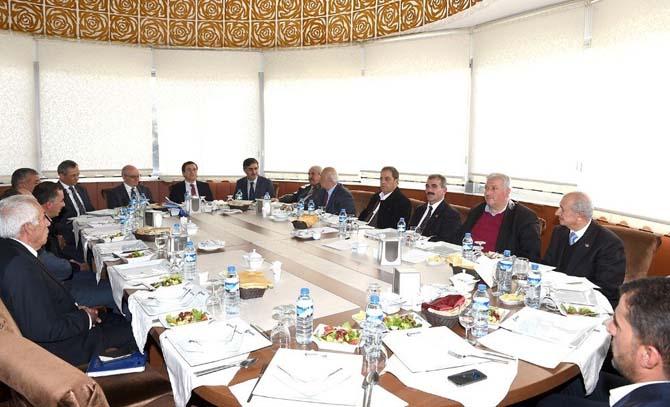 Malatya'da, 'Muhtar Akademisi' kurulması için çalışmalara başlandı