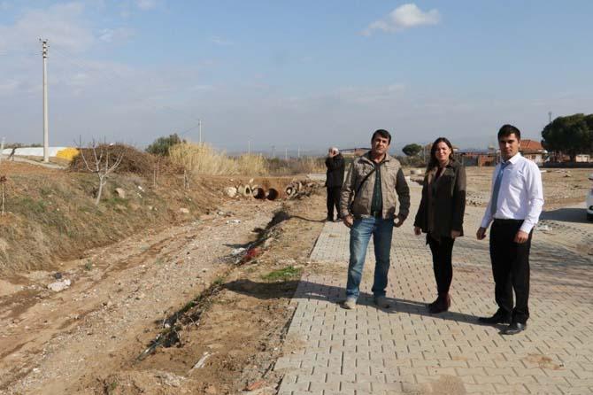 MASKİ,20 mahallede dere ıslahlarına başladı