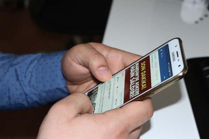 Erkekler cep telefonsuz kalmaktan daha fazla korkuyor