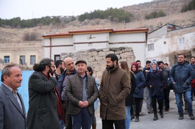 Başkan Çolakbayrakdar, Erkilet'i Türkiye'ye kazandırmaya hazırlanıyor