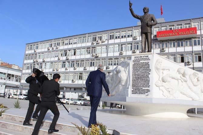Adıyaman'da Vergi Haftası kutlamaları başladı