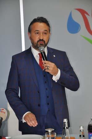 AK Parti Altıeylül İlçe yönetimi tanıtıldı