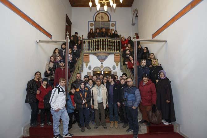 Büyükşehir Belediyesinin Profesyonel Fotoğraf Eğitimi Sürüyor