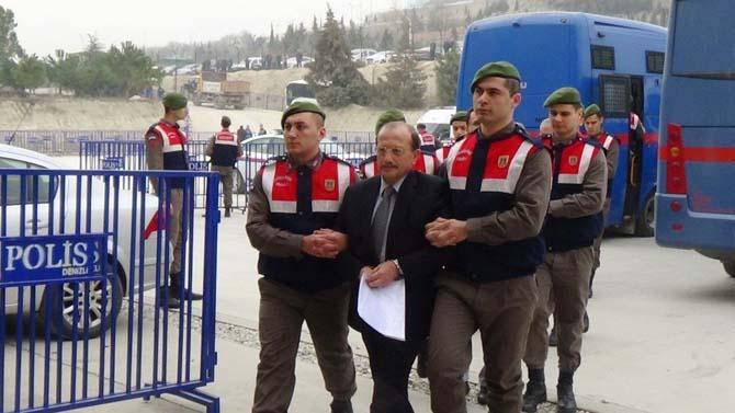 Denizli'deki FETÖ/PDY'den yargılanan iş adamlarının savunmaları alınmaya başlandı