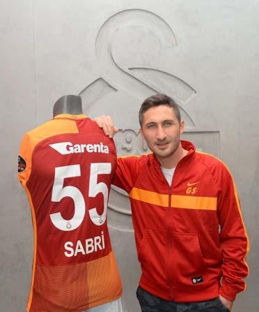 Sabri 350. maçına çıkıyor