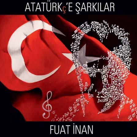 Hataylı sanatçıdan 'Atatürk'e Şarkılar' albümü