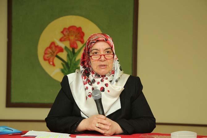 """İlkadım'da """"Her Anne Bir Okuldur"""" eğitim programı başladı"""