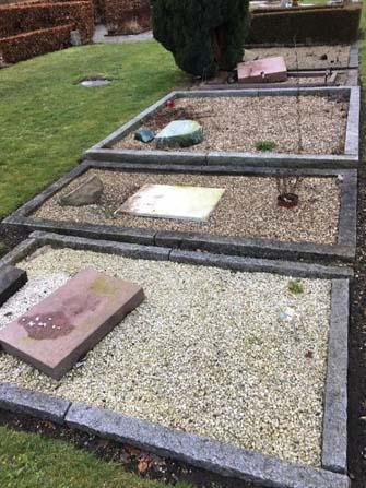 Danimarka'da Müslüman mezarları tahrip edildi